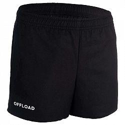 OFFLOAD šortky R100 Junior čierne