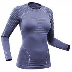 WEDZE Dámske Spodné Tričko 900 Modré