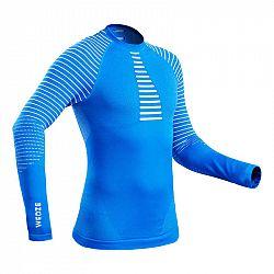 WEDZE Pánske Spodné Tričko 900 Modré